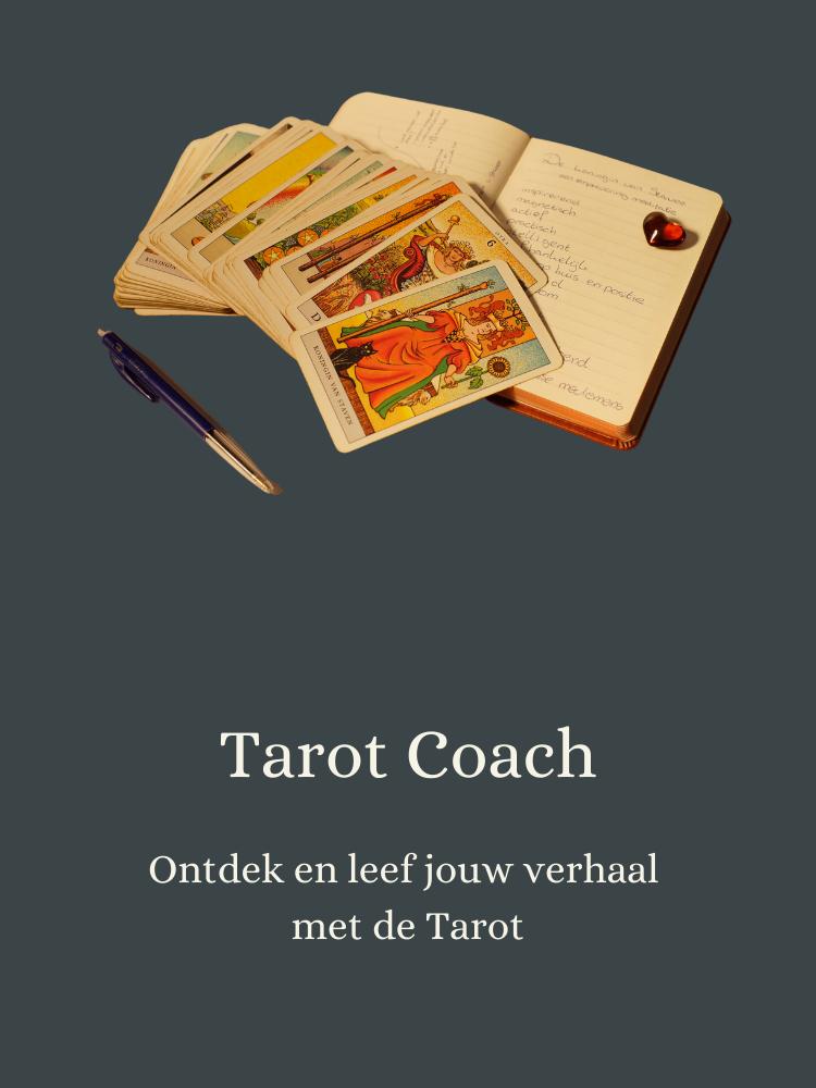 Ontdek en leef jouw verhaal met de Tarot
