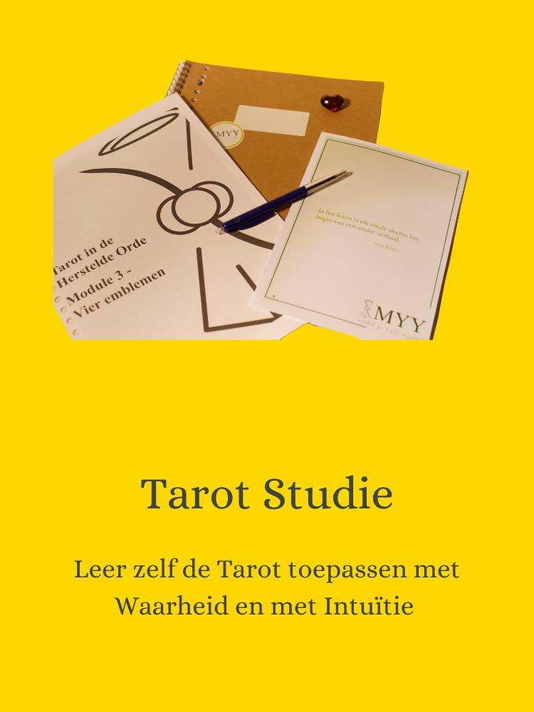 Leer zelf de Tarot toepassen met Waarheid en met Intuïtie