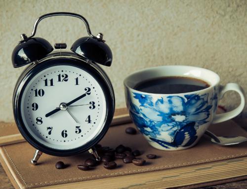 Tijd om wakker te worden!